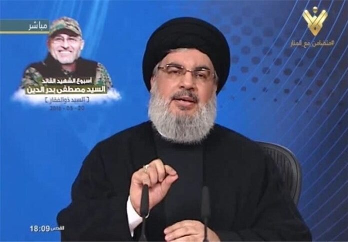 Seyyed Hassan Nasrollah