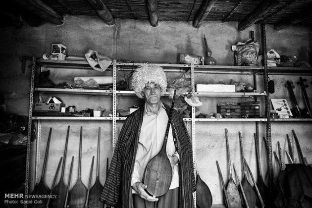 Turkmen Musicians (10)
