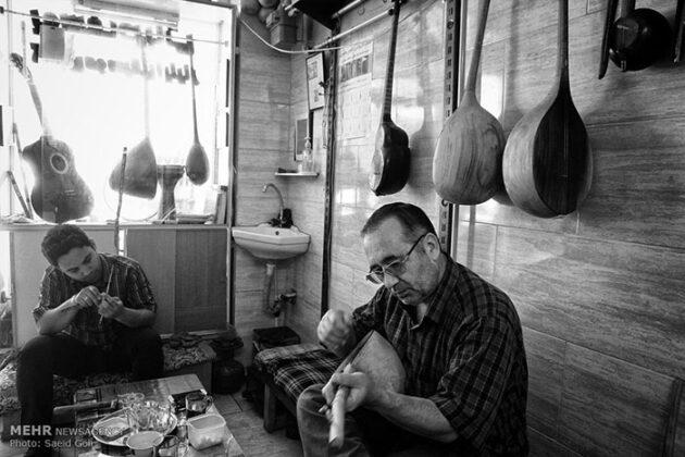 Turkmen Musicians (11)