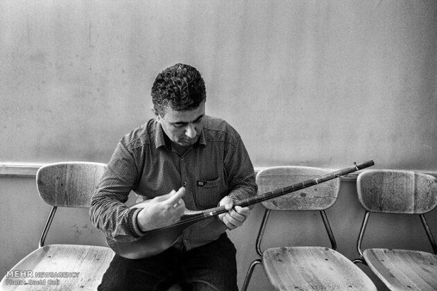 Turkmen Musicians (12)