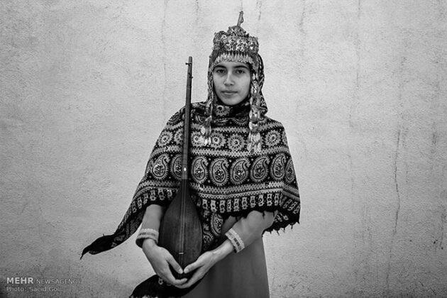 Turkmen Musicians (5)