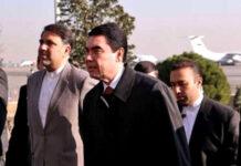 Turkmen President