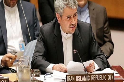 UN Envoy Khoshroo