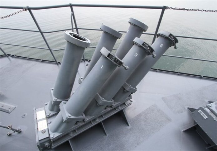 Anti-Missile System