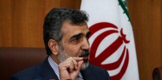 Behrouz Kamalvandi Spokesman for Atomic Energy Organization of Iran (AEOI)
