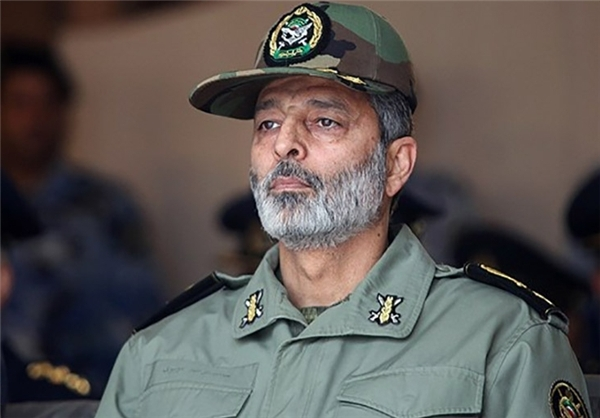General Abdul-Rahim Mousavi