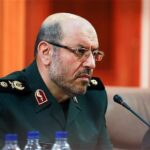 Iranian Defense Minister Brigadier General Hossein Dehqan