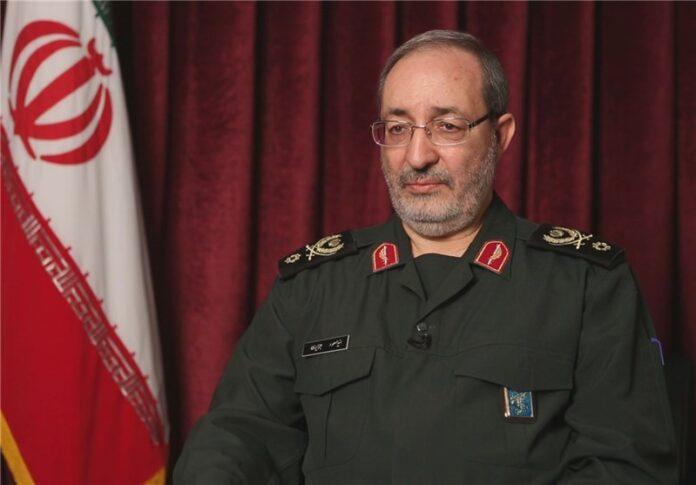 Deputy Chief of Staff of the Iranian Armed Forces Brigadier General Massoud Jazayeri