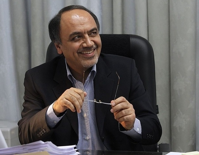 Hamid Aboutalebi, the Iranian President's Deputy Chief of Staff for Political Affairs