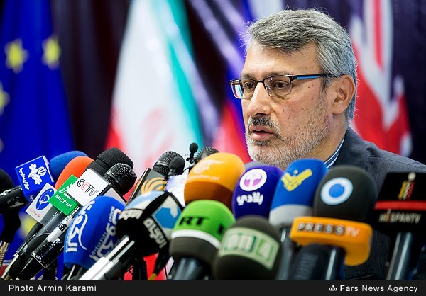 Hamid Baeidinejad, a senior official at the Iranian Foreign Ministry