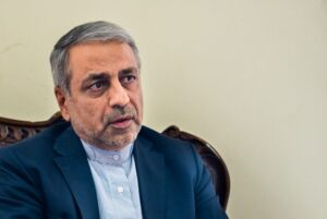 Hossein Molla-Abdollahi, the Director-General of Africa Department at the Iranian Foreign Ministry