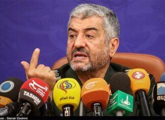 IRGC Commander-Jafari