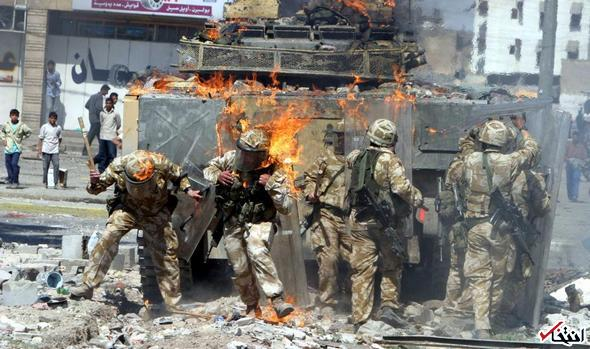 Ira War Blair-UK