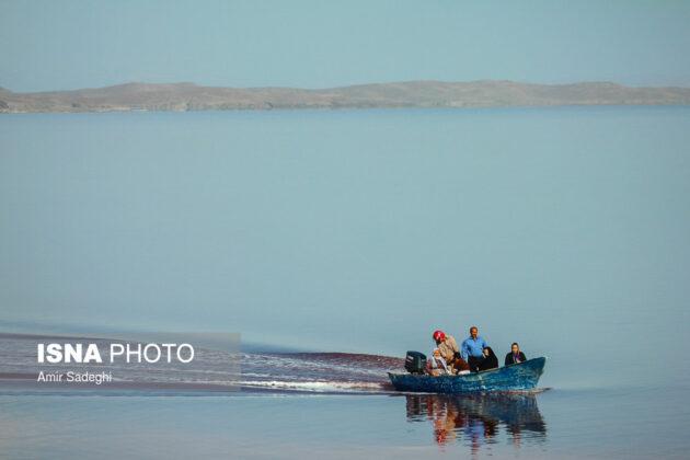 Iran Lake Urmia