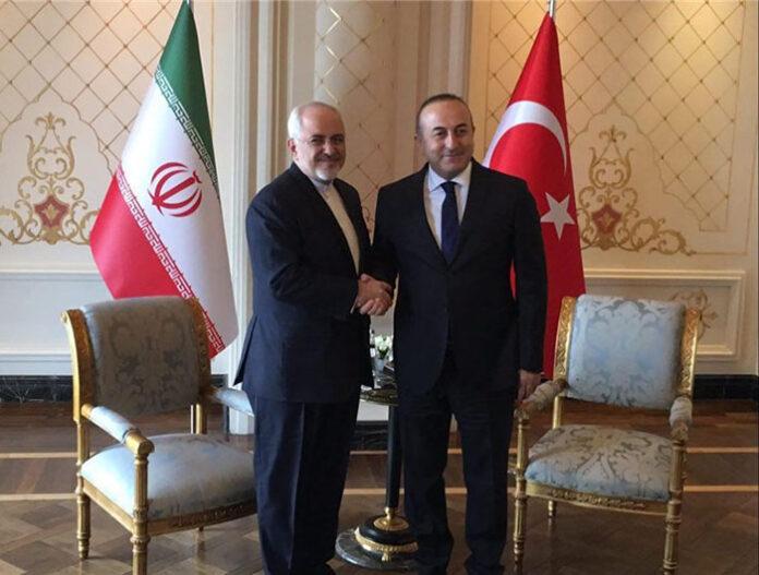 Iran-Turkey-FMs
