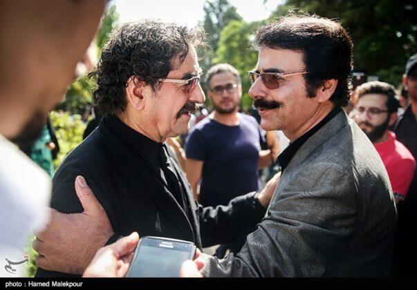Shahram Nazeri - Abbas Kiarostami