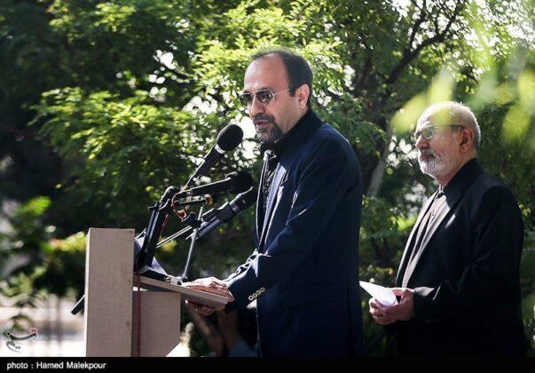 Asghar Farhadi - Abbas Kiarostami