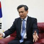 Kim Seung-ho-South Korea's Ambassador
