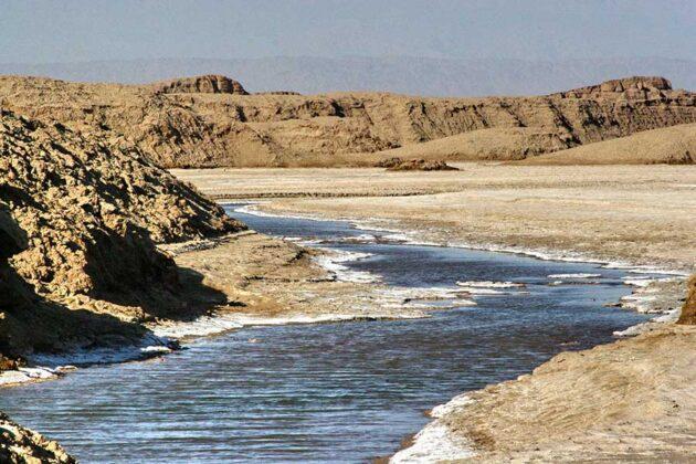 Shur River, Iran