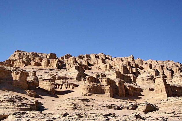 Desert Village, Iran