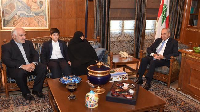 Motevaselian Family-Lebanon Parliament speaker