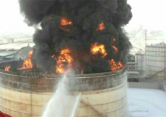Petrochemical Complex in Iran's Mahshahr