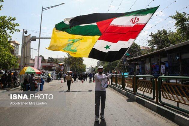 Quds Day 13