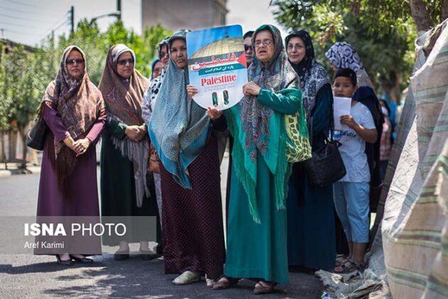 Quds Day 36