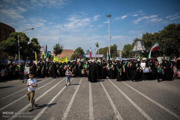 Quds Day 4