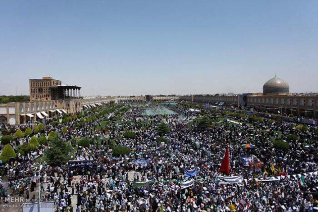 Quds Day 8