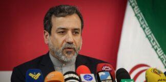 Iranian Deputy Foreign Minister Seyyed Abbas Araqchi