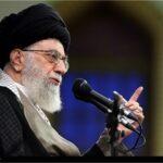 Leader of the Islamic Revolution Ayatollah Seyed Ali Khamenei