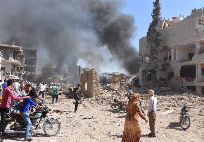 Bomb Attacks in Syria's Qamishli