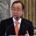 UN Secretary General Ban Ki-moon (AFP)