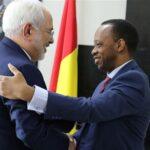 Zarif Meets Top Guinean Officials