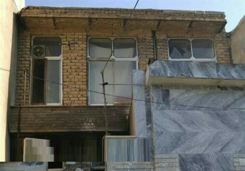 The hideout of the three Takfiri terrorists in Kermanshah