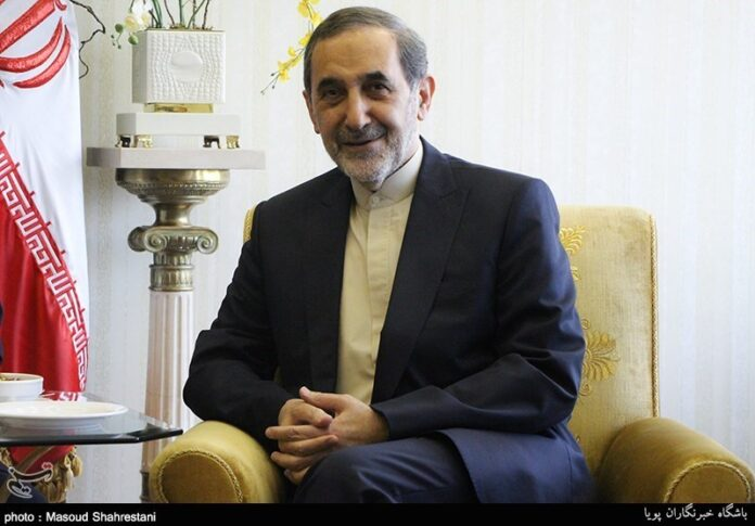 Head of the Strategic Research Center of Iran's Expediency Council Ali Akbar Velayati
