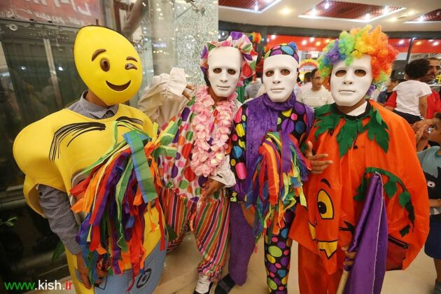Carnival of Happiness-Kish