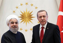 Erdogan - Rouhani