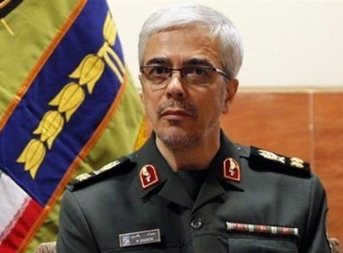 General Mohammad Hossein Baqeri