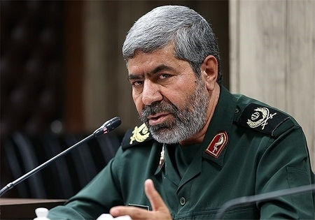 IRGC to Unveil New Achievements in Fight against Corona: Spokesman