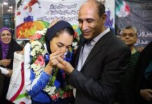Kimia Alizadehو Iran's First Female Olympic Medallist