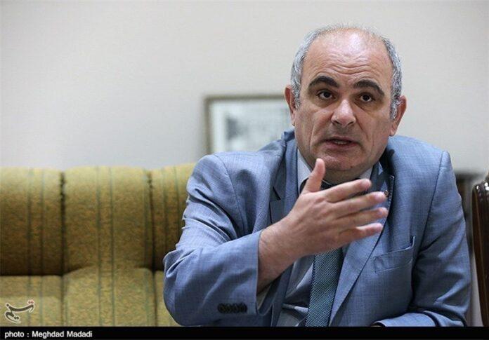 Russia's ambassador to Iran, Levan Dzhagaryan