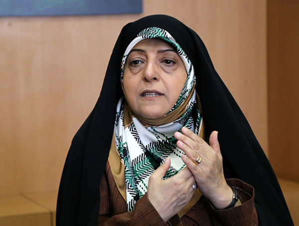 VP Asks Iranians to Use Helpline to Report Domestic Violence