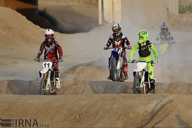 Off-Road Motorcycle Race38