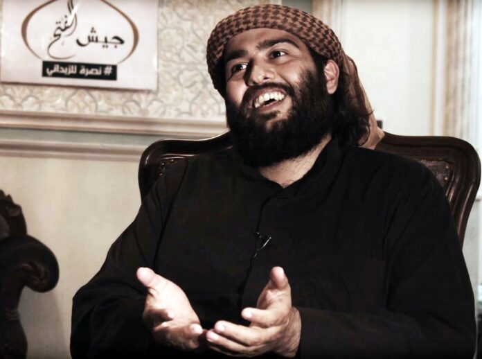 Saudi cleric Abdullah Al-Muhaysini