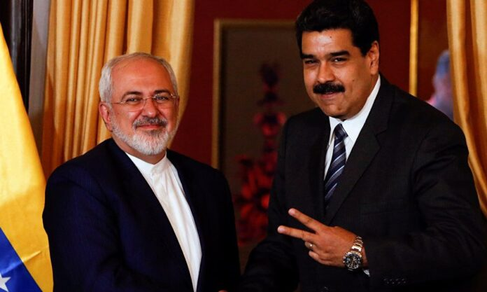 Zarif and Maduro
