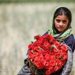 children- flowers