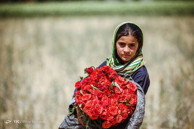 children- flowers_712