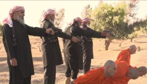 Old ISIS Terrorists Execute Syrian Troopers